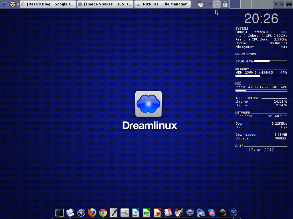 Dreamlinux is death
